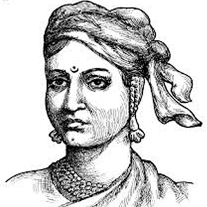 information about jhansi ki rani lakshmi bai in hindi