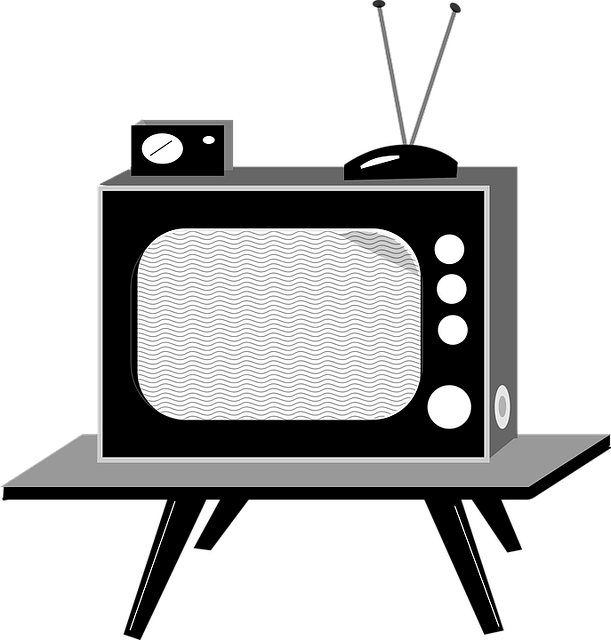 essay on television in hindi language
