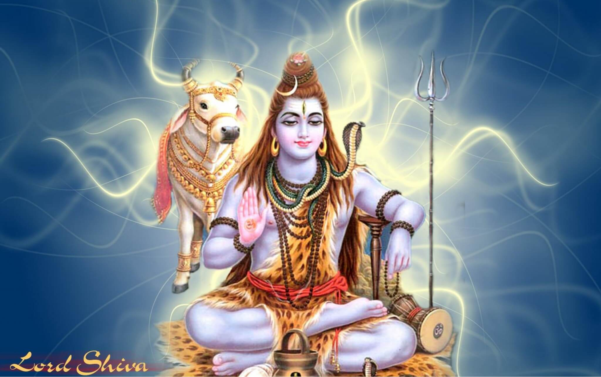 Lord Shiva Images भगवान् शिवजी के चित्र (Large Size) (8)