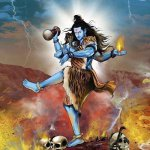 Lord Shiva Images भगवान् शिवजी के चित्र (Medium Size) (7)