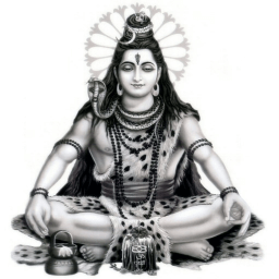 Lord Shiva Images भगवान् शिवजी के चित्र (Small Size) (1)