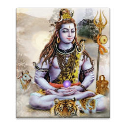 Lord Shiva Images भगवान् शिवजी के चित्र (Small Size) (2)