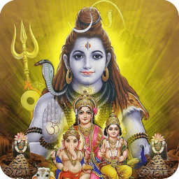Lord Shiva Images भगवान् शिवजी के चित्र (Small Size) (4)