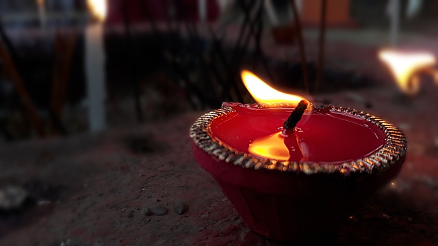 Diwali, Lighting, Lamp