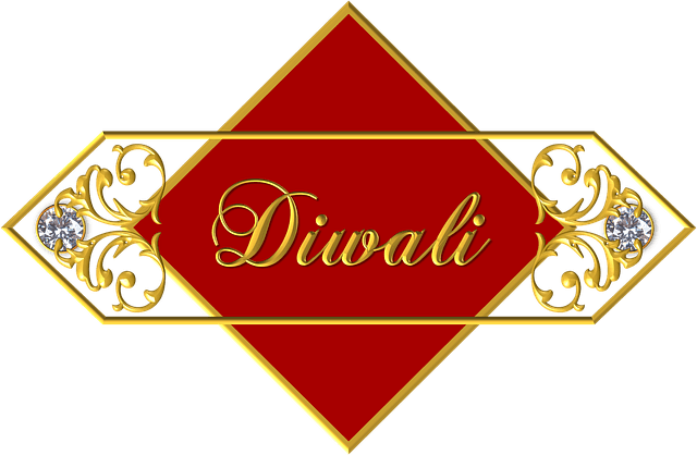 Diwali, Ornament, Banner